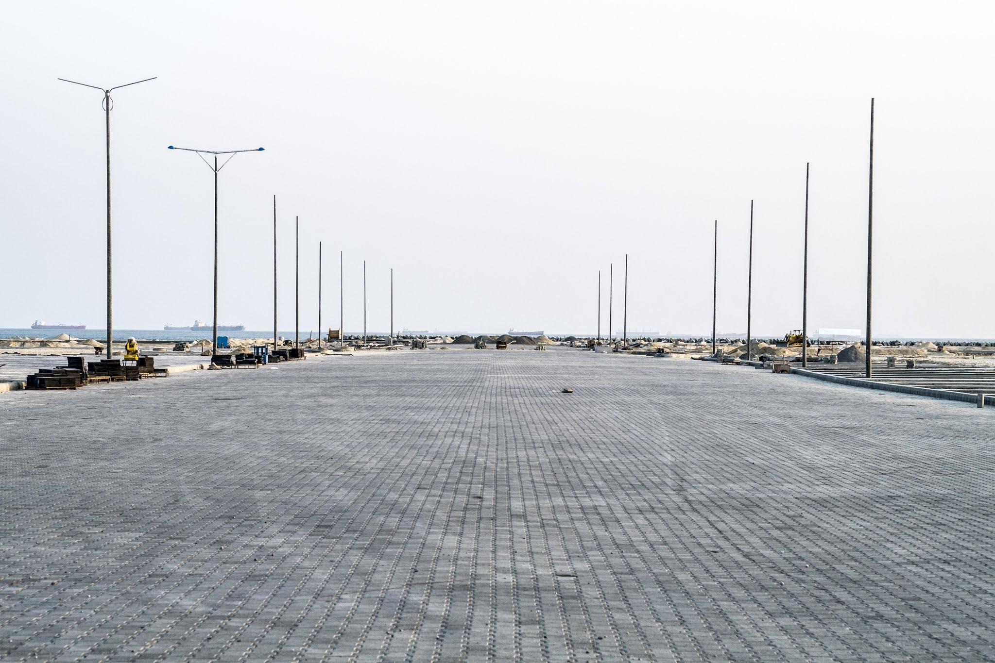 Nigerian Coastline Length